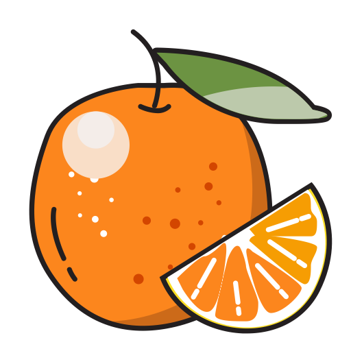 Fruit Icons 04, Fruit, Pomelo Icon