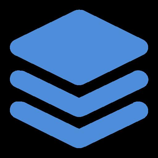 Backups, Cloud Backups, Cloud Computing Network Icon