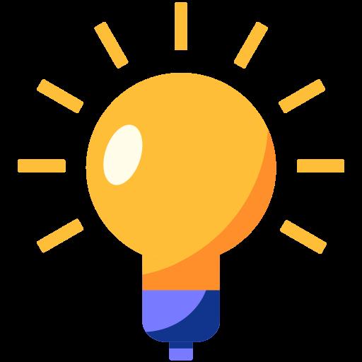 Bulb 3, Bulb, Idea Icon