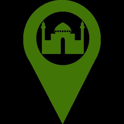 Mosque Copy, Mosque, Muslim Icon