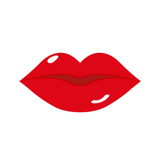 lips icon with png and vector format for free unlimited