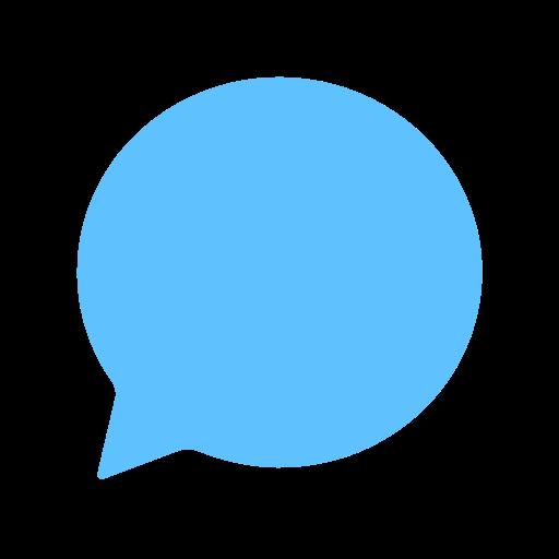 Bubble, Comment, Message Icon