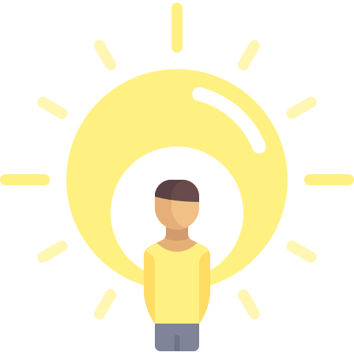 Idea, Idea, Lightbulb Icon