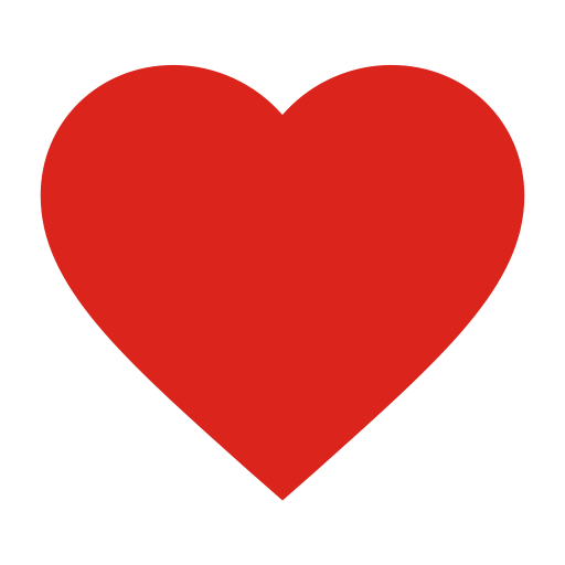 Heart, Love, Mariage Icon