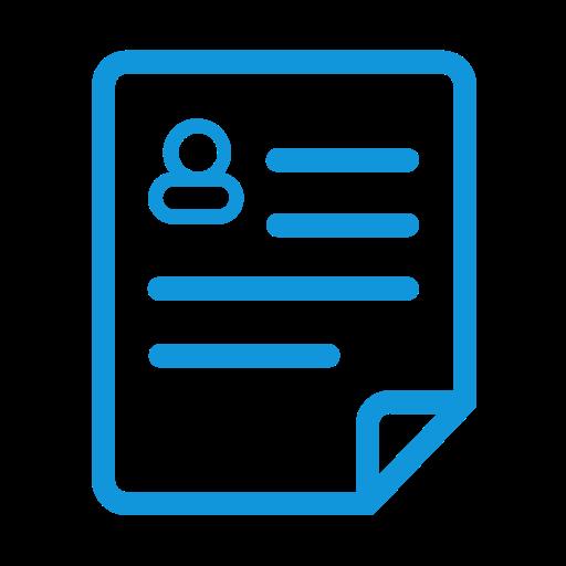 resume icon - Resume Icon