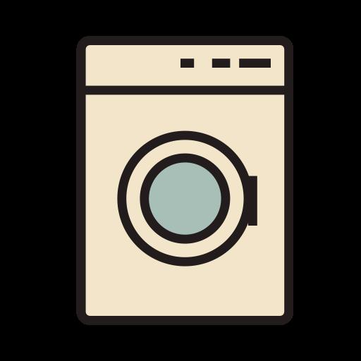 Washing Machine, Fill, Linear Icon