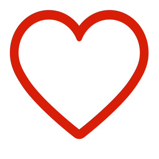 Heart, Rate Icon