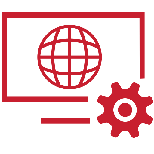 Computer And Network Technology, Computer Technology, Digital Tablet Icon