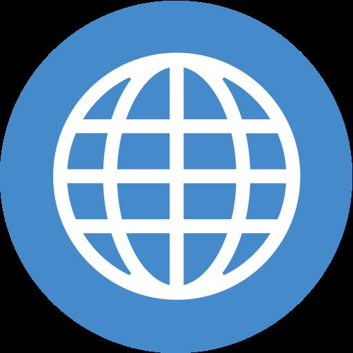 Internet, Signal, Website Icon