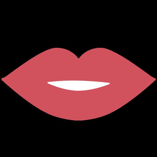 Kiss, Fill, Flat Icon