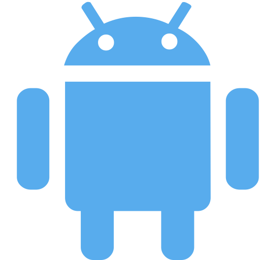 Android, Apple, Applications Icon