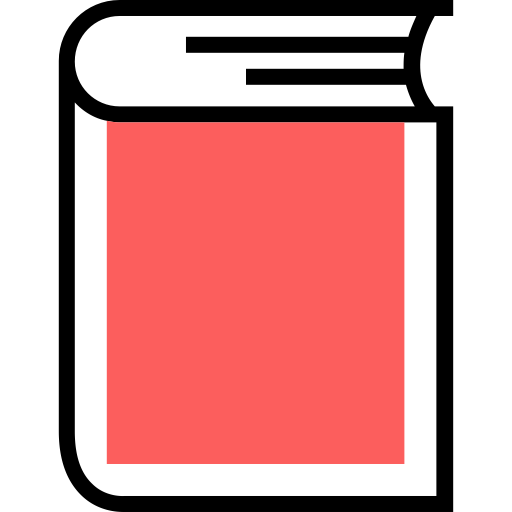 Book, Book Shelf, Library Icon
