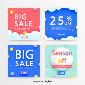 the drug sns promotional discount goods banner Template