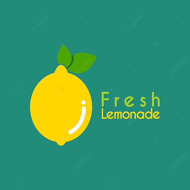 Vector Fresh Lemon Logo Design Template For Your Company