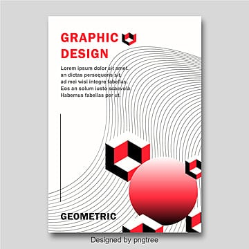 Color Block Geometry Stereo Abstract Creative Poster, Geometry, Originality, Round Ball PNG and Vector