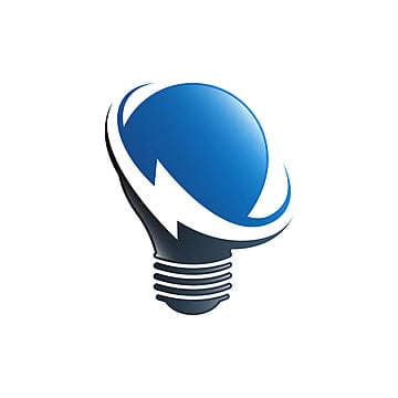 Electricity Logo Png, Vector, PSD, and Clipart With
