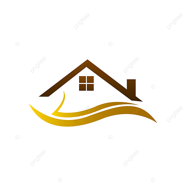 Real Estate Logo Home Logo House Logo Simple Design Template