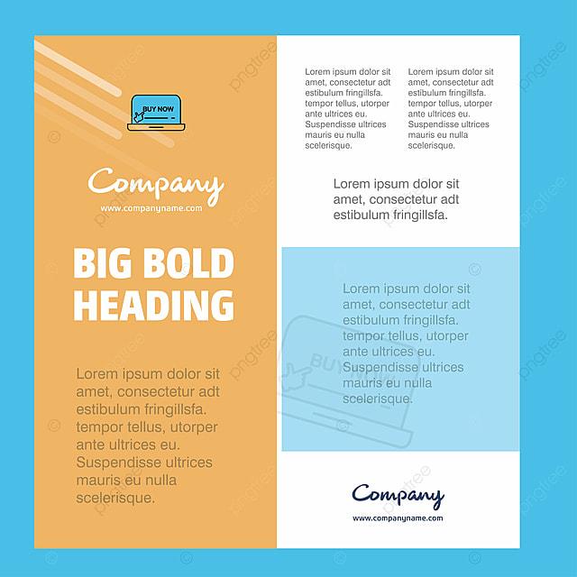 042c6dfca2 shopping online business compagnia poster modello con posto per Modello