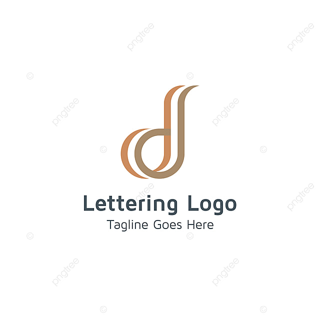 lettering d vector Template for Free Download on Pngtree