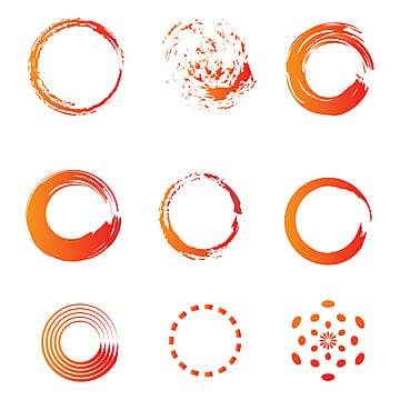 Circle Brush PNG Images | Vector and PSD Files | Free