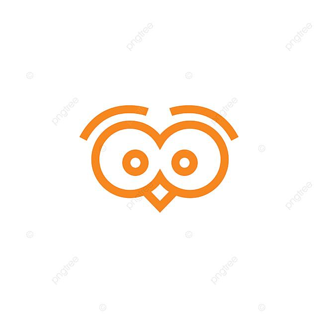 Eye Owl Icon Template
