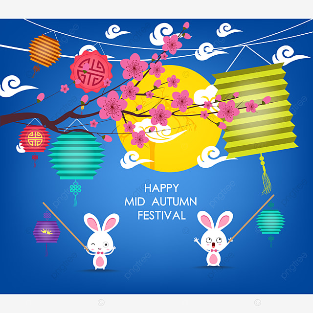 full moon background for traditional of chinese mid autumn festival or lantern festival