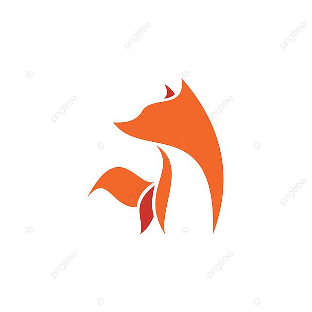 Tiere Fox Logo Vorlage Zum Kostenlosen Download Auf Pngtree