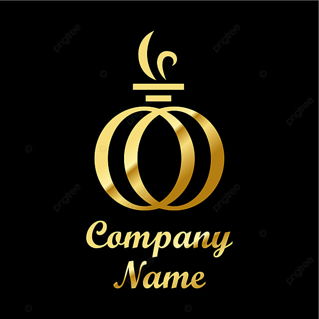 Luxury Perfume Logo Template:  Perfume Logo Template For Free Download On Pngtree