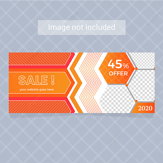 Facebook Cover Banner Template Design Template for Free