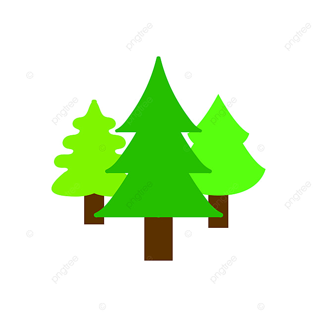 pine tree logo template for free download on pngtree