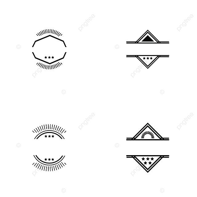 les  u00e9tiquettes des vierges logo vintage r u00e9tro mod u00e8le de