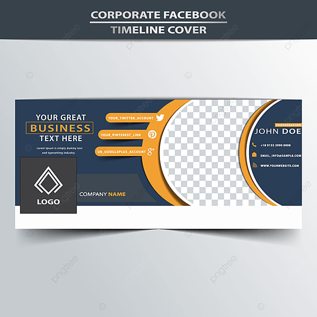 facebook cover for business Template for Free Download on Pngtree