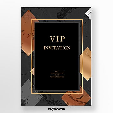 luxury black gold marble geometric template Template