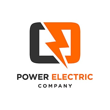 Electricity Logo Png, Vector, PSD, and Clipart With Transparent