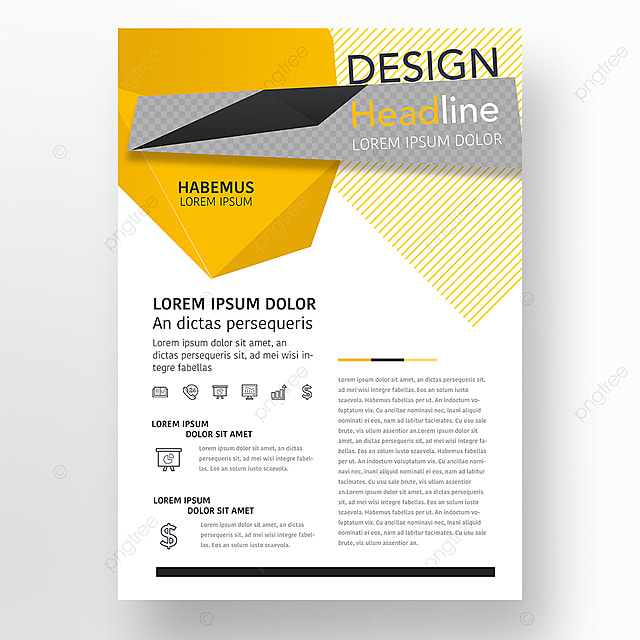 Landscape Business Plan Template Front And Back Template For