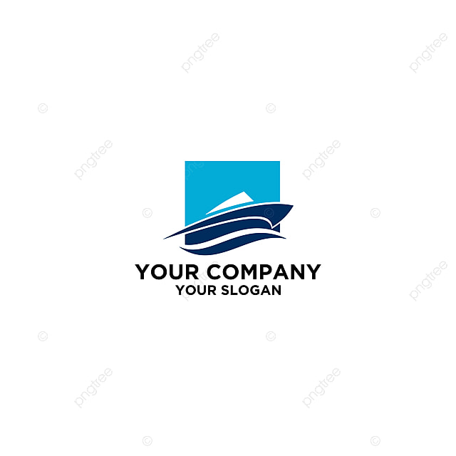 Abstract Yacht Logo