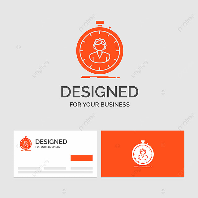business logo template for fast,speed,stopwatch,timer,girl