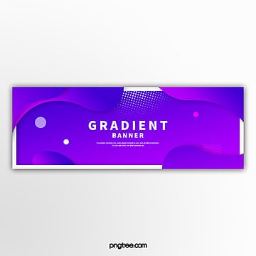 neon gradual fluid border decoration e commerce banner Template