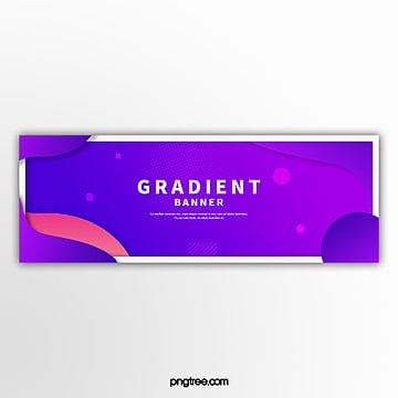 neon gradual fluid frame e commerce banner Template