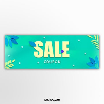 fresh color discount template in summer Template