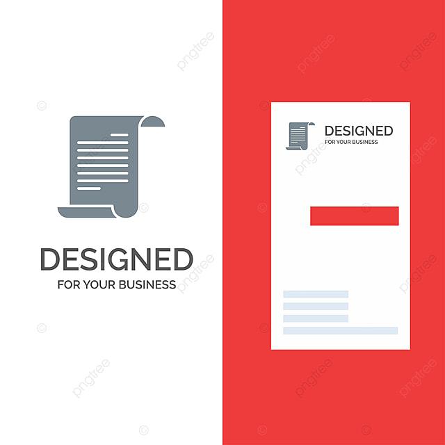 Amerikanische Datei Text Usa Grey Logo Design Und Business