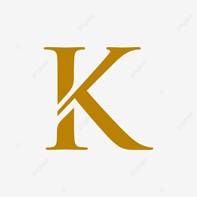Luxury Letter K Logo Design Template For Free Download On