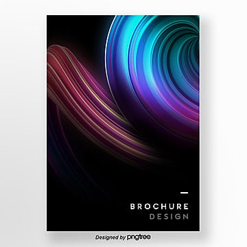 bright gradient cool stereo brush cover Template