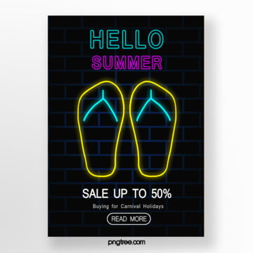 Dark flip flop leisure brick wall posters Template