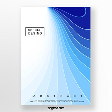 abstract gradient geometry poster Template