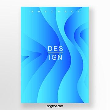 creative gradual geometry art poster Template