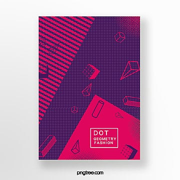 point poster with perspective stereo geometry Template