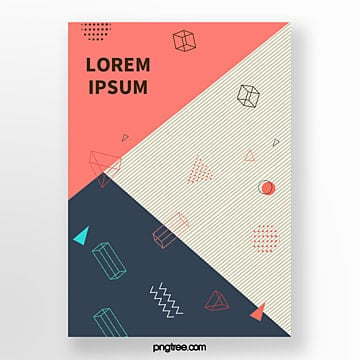red seamless geometry point abstract poster Template