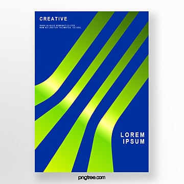texture geometric gradient poster Template