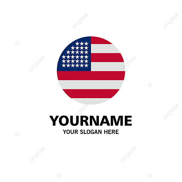 American Flag Flyer Template from png.pngtree.com